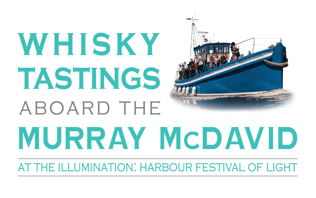 illumination: Whisky Tastings with Murray McDavid