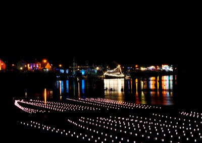 Irvine Harbour Illumination Festival 2017