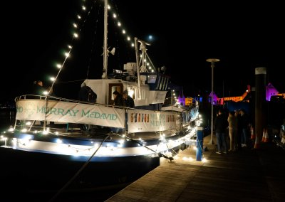 MMD Boat at the illuminations Festival 2017