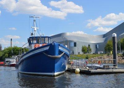 The Murray McDavid Boat Today