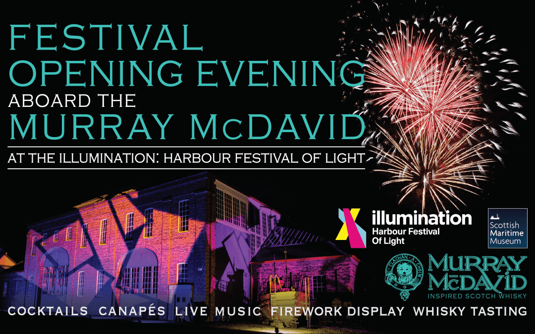 illumination: Festival Opening Evening with Murray McDavid